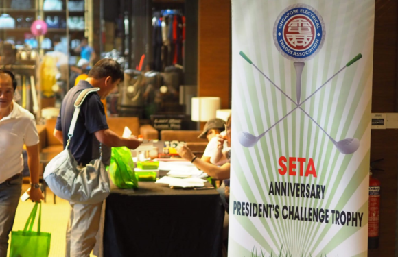 SETA Annual President's Challenge Trophy Golf Tournament (18.10.2019)